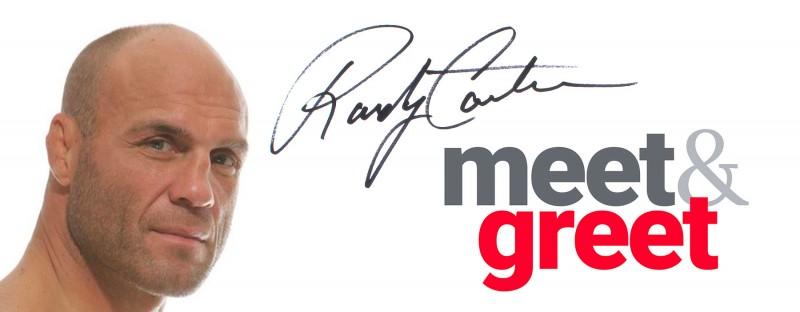 Randy Couture Meet & Greet