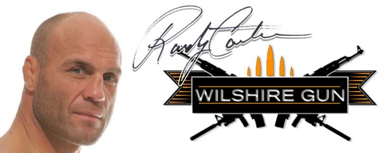 Wilshire Gun Range Shoot w/ Randy Couture - 08/24