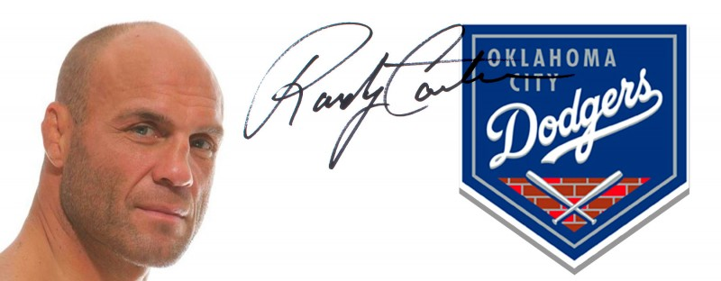 Randy Couture: Meet & Greet with the OKC Dodgers